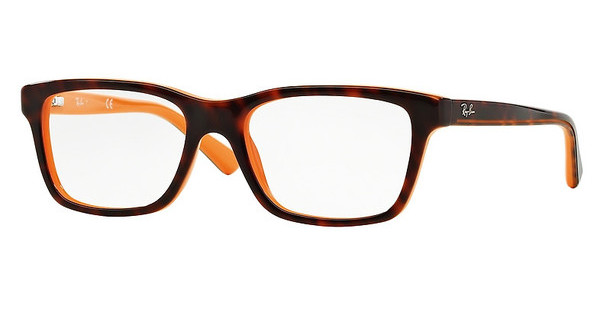Ray-Ban Junior RY1536 3661 TOP HAVANA ON ORANGE