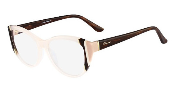 Salvatore Ferragamo SF2683 601 OPALINE ROSE