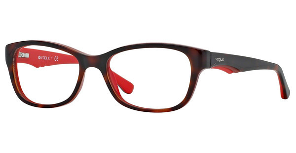 Vogue VO2814 2105 TOP DARK HAVANA RED