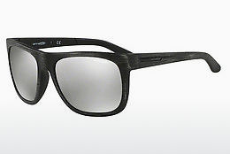 solbrille Arnette FIRE DRILL (AN4143 23506G) - Sort
