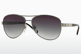 solbrille Burberry BE3080 10038G - Grå