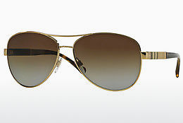 solbrille Burberry BE3080 1145T5 - Gull
