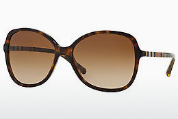solbrille Burberry BE4197 300213 - Brun, Havanna