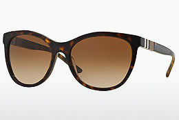 solbrille Burberry BE4199 300213 - Brun, Havanna