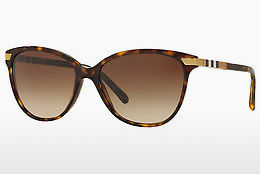 solbrille Burberry BE4216 300213 - Brun, Havanna