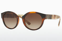 solbrille Burberry BE4227 360113 - Brun, Havanna