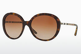 solbrille Burberry BE4239Q 300213 - Brun, Havanna