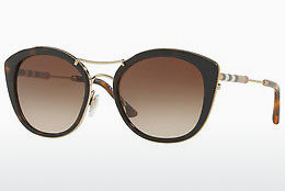 solbrille Burberry BE4251Q 300213 - Brun, Havanna