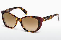 solbrille Just Cavalli JC755S 54G - Havanna, Red