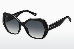 solbrille Marc Jacobs MARC 117/S 807/9O - Sort