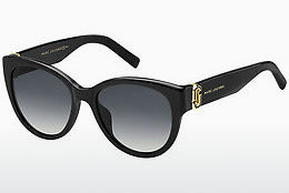 solbrille Marc Jacobs MARC 181/S 807/9O - Sort