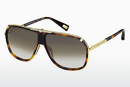 solbrille Marc Jacobs MJ 305/S 001/JS - Gull