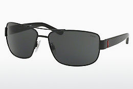 solbrille Polo PH3087 926787 - Sort