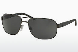 solbrille Polo PH3093 928887 - Grå