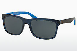 solbrille Polo PH4098 556387 - Transparent, Blå