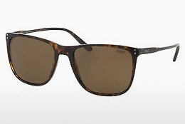 solbrille Polo PH4102 500373 - Brun, Havanna