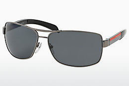 solbrille Prada Sport PS 54IS 5AV5Z1 - Grå