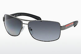 solbrille Prada Sport PS 54IS 7CQ5W1 - Grå