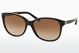 solbrille Ralph Lauren DECO EVOLUTION (RL8116 526013) - Sort, Brun, Havanna
