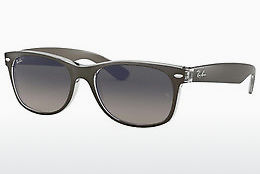 solbrille Ray-Ban NEW WAYFARER (RB2132 614371) - Grå, Transparent