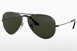 solbrille Ray-Ban AVIATOR LARGE METAL (RB3025 W0879) - Grå