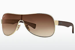 solbrille Ray-Ban RB3471 001/13 - Gull
