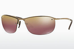 solbrille Ray-Ban RB3542 197/6B - Brun