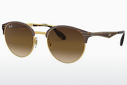 solbrille Ray-Ban RB3545 900813 - Brun, Havanna