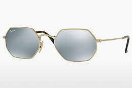 solbrille Ray-Ban Octagonal (RB3556N 001/30) - Gull