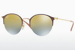 solbrille Ray-Ban RB3578 9011A7 - Gull, Grå