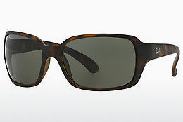 solbrille Ray-Ban RB4068 894/58 - Brun, Havanna