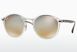 solbrille Ray-Ban Round Ii Light Ray (RB4242 6290B8) - Transparent