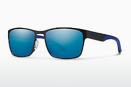 solbrille Smith CONTRA 003/Z0 - Sort