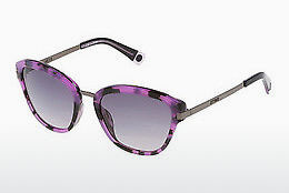 solbrille Sting SS6585 0AD6 - Rosa, Havanna