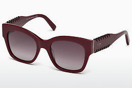 solbrille Tod's TO0193 69T - Burgunder, Bordeaux, Shiny
