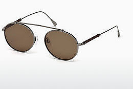 solbrille Tod's TO0198 12E - Grå