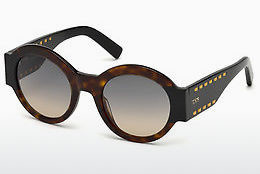 solbrille Tod's TO0212 52B - Brun, Havanna