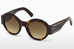 solbrille Tod's TO0212 52F - Brun, Havanna