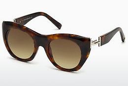 solbrille Tod's TO0214 56F - Brun, Havanna