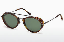 solbrille Tod's TO0220 53N - Gul, Brun, Havanna