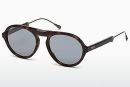 solbrille Tod's TO0221 52C - Brun, Havanna