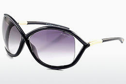 solbrille Tom Ford Whitney (FT0009 0B5) - Grå