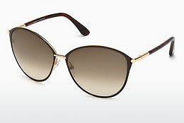 solbrille Tom Ford Penelope (FT0320 28F) - Gull
