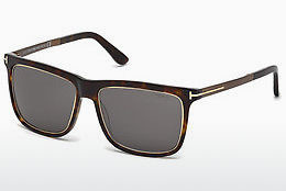 solbrille Tom Ford Karlie (FT0392 52J) - Brun, Dark, Havana