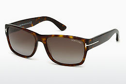 solbrille Tom Ford Mason (FT0445 52B) - Brun, Dark, Havana