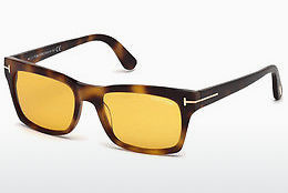 solbrille Tom Ford Frederik (FT0494 52E) - Brun, Dark, Havana