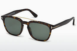 solbrille Tom Ford Holt (FT0516 52R) - Brun, Dark, Havana