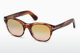 solbrille Tom Ford FT0532 44F - Oransje