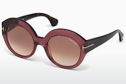 solbrille Tom Ford Rachel (FT0533 71F) - Burgunder, Bordeaux