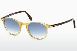 solbrille Tom Ford Andrea (FT0539 41W) - Gul